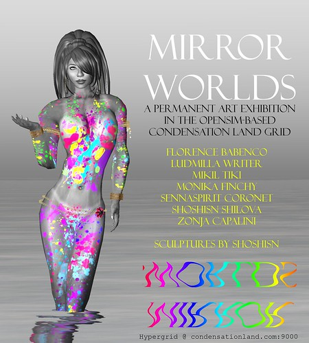 0695 - Mirror Worlds - Update - Florence Babenco