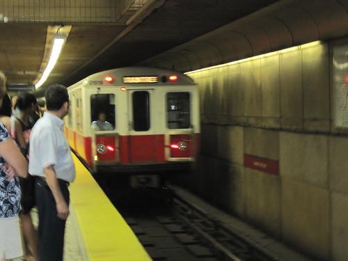 Boston's T-System