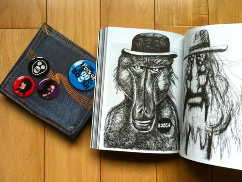 Pocket Book of Boosh