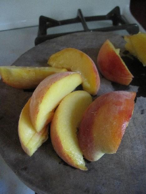 Pre-Run Peach
