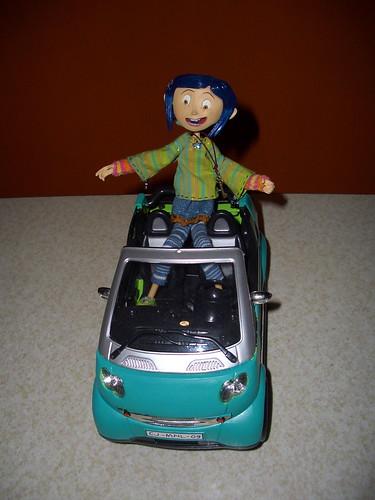 Coraline's Smart Car