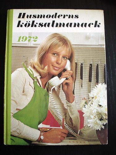 Homemaker's Kitchen Almanac 1972