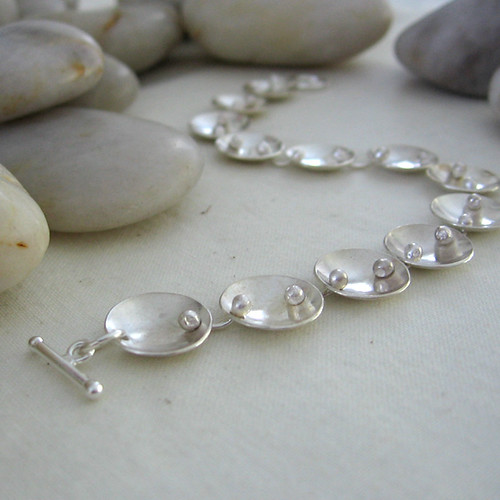 Little Saucers Bracelet