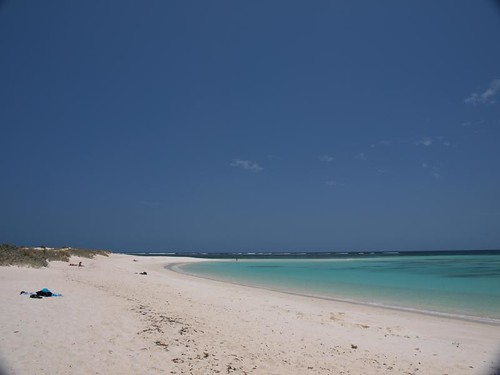 Why do they call it Turquoise Bay?