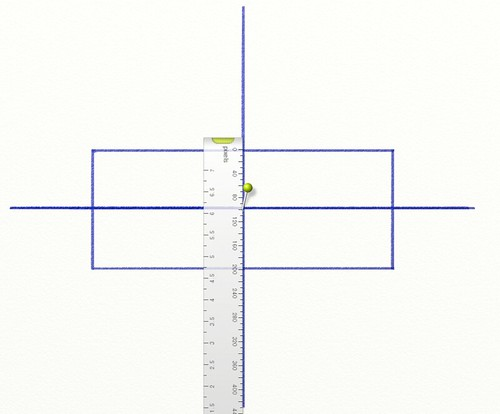 How to construct an ellipse, part 2a