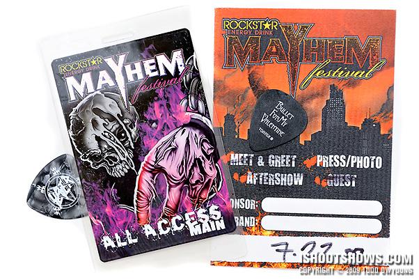Mayhem Fest: All Access