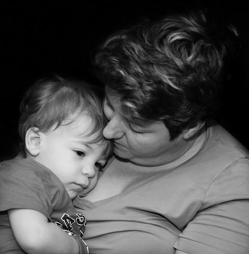 278/365: holding my baby boy