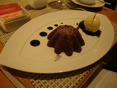 Jean Georges' Warm Chocolate Cake