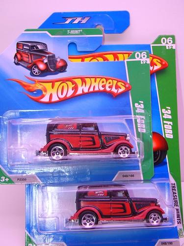 HWS 34 Ford Treasure Hunts