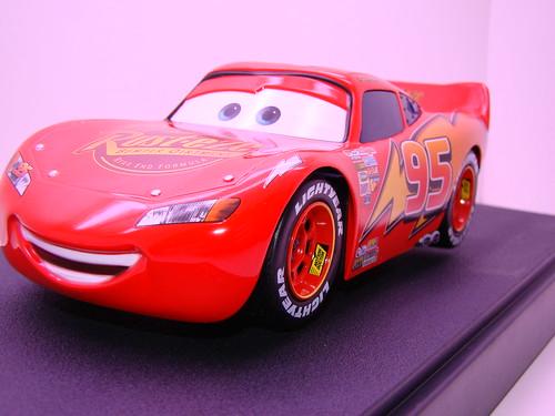 CARS Matty Collector  Lightning McQueen (7)