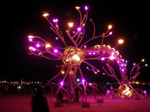 Burning Man Art Installation -- 9/4/09