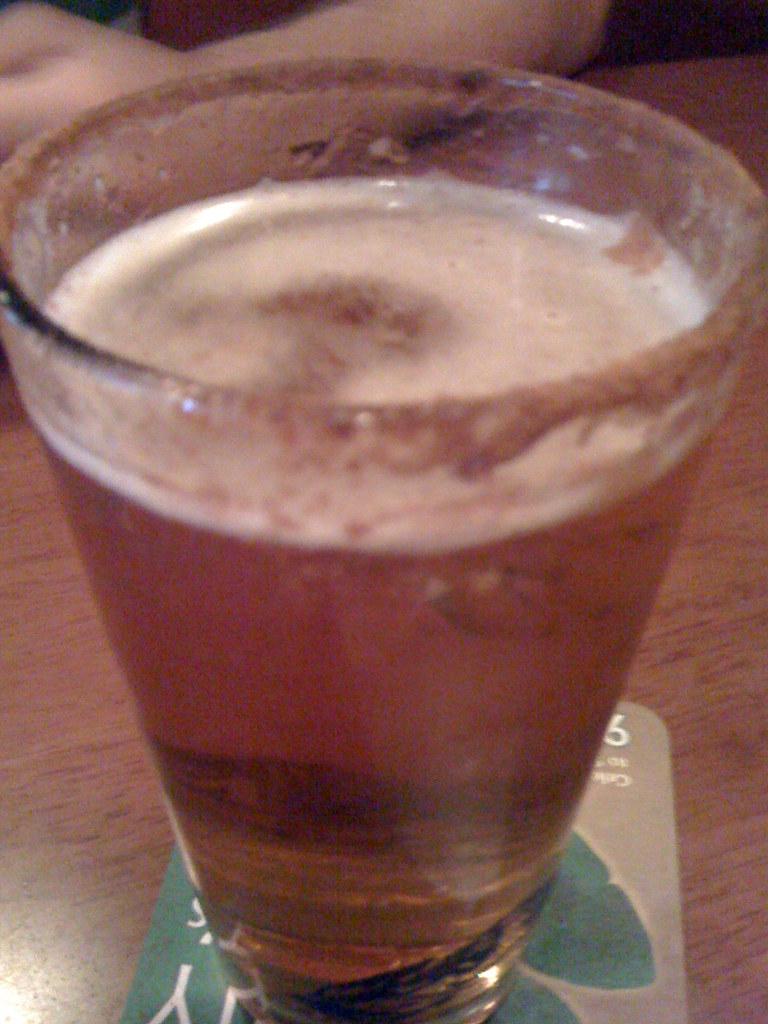 shipyard pumpkin ale with pumpkin and sugar