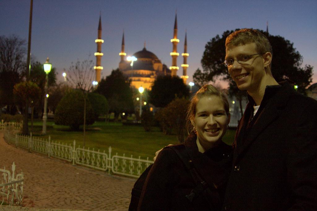 Sultanahmet Mosque / Blue Mosque