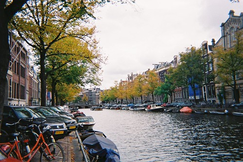Keizergracht's canal