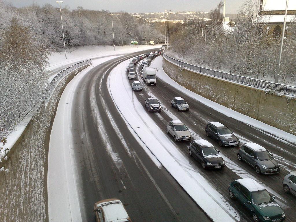 Huddersfield, 20th December 2009