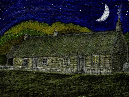 Fiddler's Moon