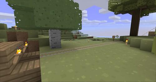 Minecraft - Rollercoaster 2