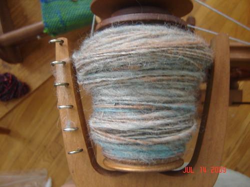 woolen spinning