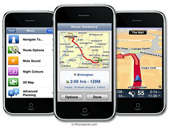 TomTom International iPhone App