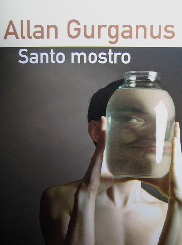 Allan Gurganus, Santo mostro, Playground 2009; Graphic Designer: Federico Borghi (flickr name: ƒe), (part.), 9