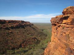 Melb - Uluru 172