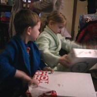 Kids Had a Great Christmas