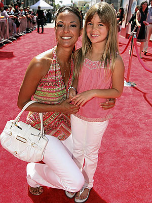 Eva la-rue & her daugher (CSI Miami)