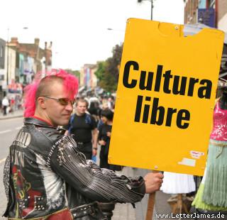 La cultura es tuya. Que no te la quiten.