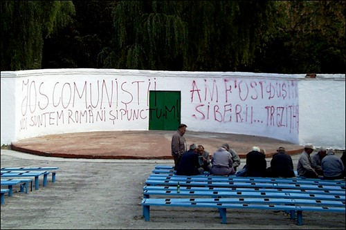 Anticomunism la Balti
