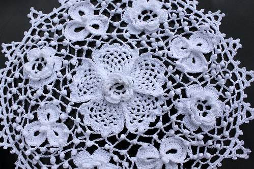 Clones Lace Doiley Thingy