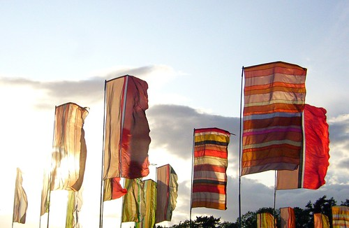 Image: WOMAD flags