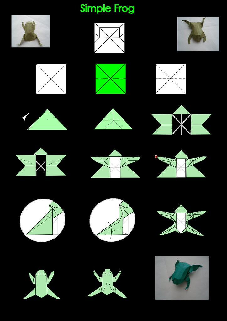 simple origami flying crane diagram ez go rxv 48 volt battery wiring the world's newest photos of inkscape and - flickr hive mind