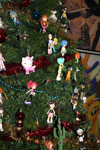 Oh Christmas pinky....