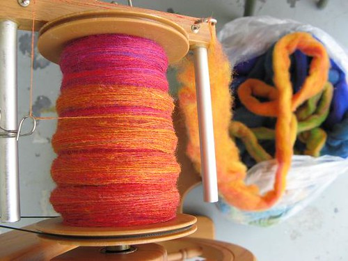 polwarth spinning and roving