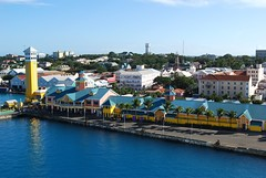 Nassau in the Bahamas