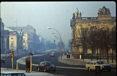 East Berlin - February 1982 - Unter den Linden