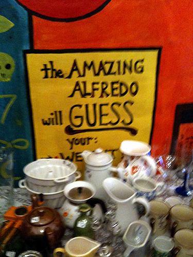 The Amazing Alfredo