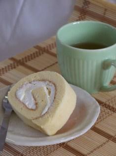 商品撮影講座~ロールケーキ