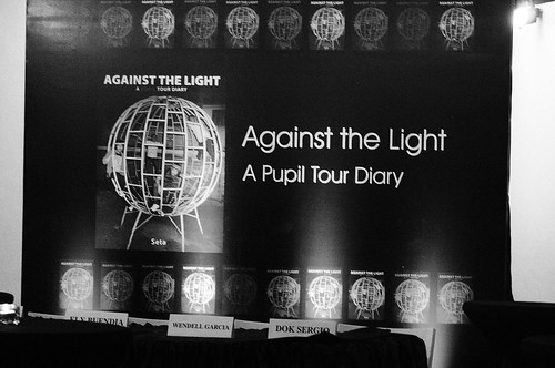 Against the Light: A Pupil Tour Diary