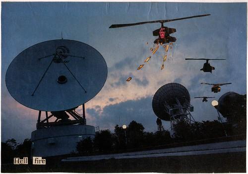 1989 Hellfire (collage)