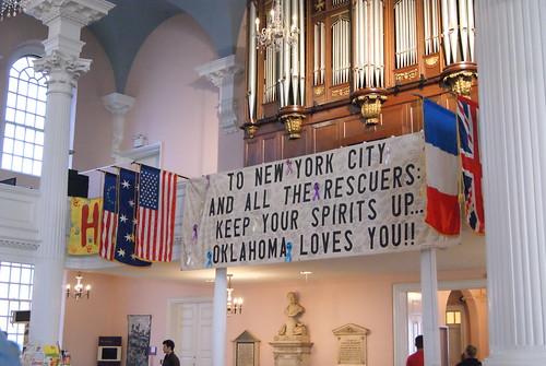 St. Paul's Banner