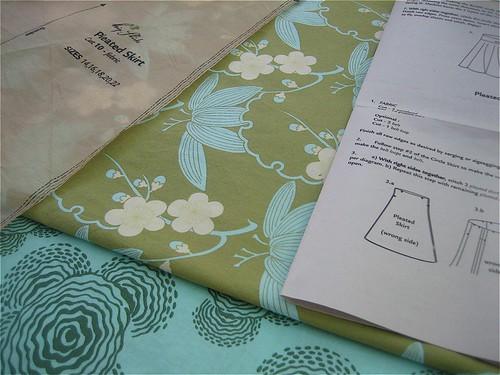 Summer Skirt Sew-Along