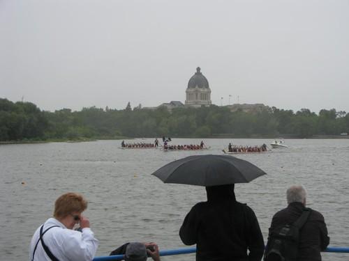 Dragon Boats in Regina