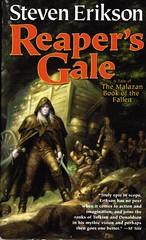 Erikson, Steven - Reaper's Gale (2009 PB)