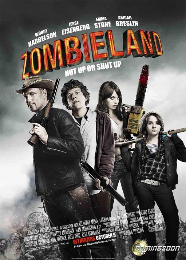 Zombieland (2009) final poster