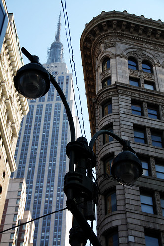 Empire and Lamppost