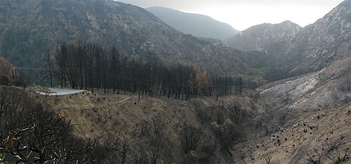 Station Fire Pano 01