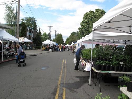 Sixth Avenue Farmer's Market by Gexydaf
