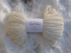 Bare yarn