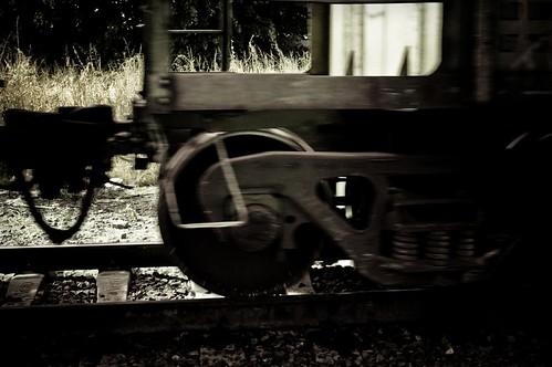 Ruedas del Tren